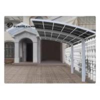 China Aluminum alloy series new products high snow load carport on sale