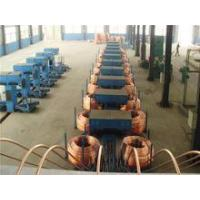 China Servo motor oxygen-free copper rod continuous casting Machine on sale