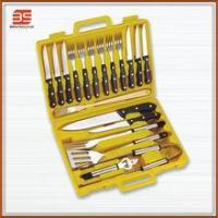 China Multi Pieces BBQ Fork, High Quality New Style Outdoor Kitchen BBQ Tool Set on sale