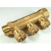 China manifold,fittings JD-4600 Liner manifold for pex pipe MF on sale