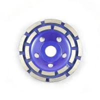 Best Double Row Diamond Grinding Wheel for grinding and polishing Stones wholesale