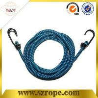 Best good quality bungee cord with double metal hook Pass 88LBS test wholesale