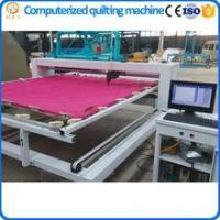 China Industrial computerized single head needle quilting machine on sale