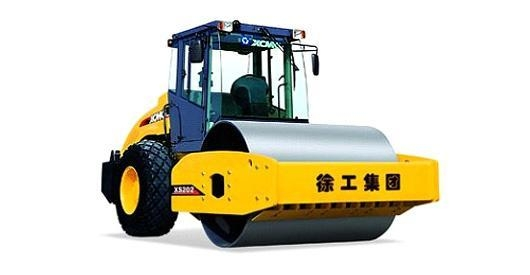 China Construction Machinery Single drum vibratory compactor