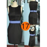 Buy cheap Spring women's fashion slimfit dress latest dress for lady casual dress summer dress from wholesalers