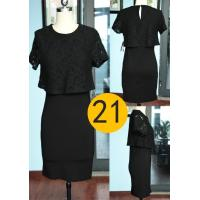 Buy cheap Spring women's fashion pullover dress latest lace dress for lady casual dress sexy summer dress from wholesalers