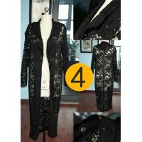 Buy cheap women's fashion dress latest lace cut out dress for lady casual dress sexy dress from wholesalers