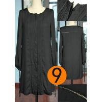 Buy cheap women's new design ruffle dress latest fashion dress for lady casual dress soft dress from wholesalers