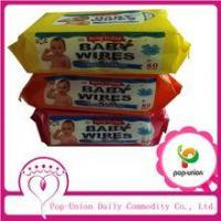 Buy cheap alcohol free & free sample baby wet wipes from wholesalers