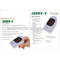 Best Fingertip pulse oximeter with rotatable display CE Approved wholesale