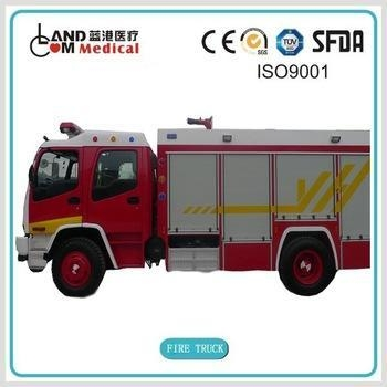 Cheap Foam fire engine for Sale for sale