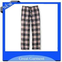 China pyjama trousers,mens thermal trousers china on sale