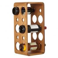 Buy cheap Wine Rack Wood Wine Rack from wholesalers