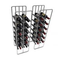 Buy cheap Wine Rack Customize Metal Wine Racks with CE Approved from wholesalers