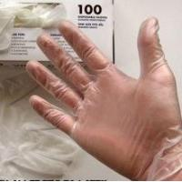 Best Cheap Medical Disposable Vinyl Gloves Powdered wholesale