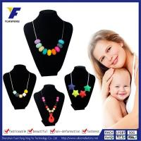 Best Silicone Beaded Necklace Food Grade Silicone Beads For Teething wholesale