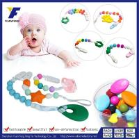 Best Silicone Beaded Necklace Silicone Necklace Teething wholesale