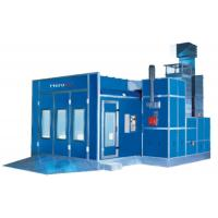 China Paint spray booth Product  HD-3800 VSD/VFD with water borne paint treatment Spray Booth on sale
