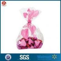 China 2016 newest top selling valentine treat bag/loot bag/cellophane candy bag on sale