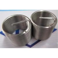 China Helicoil Wire Thread Inserts on sale