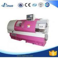 China CK6150A high quality metal turning cnc turret lathe on sale