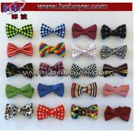 Best Tie & Bowtie Party Items Polyester Jacquard Cartoon Baby Bowtie wholesale