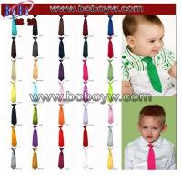 Buy cheap Tie & Bowtie Tie for School Boy Wedding Elastic Tie Necktie Neckwear from wholesalers