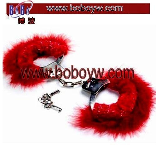 China Occasions & Events Valentines Gifts Fun Novelty Fluffy Handcuffs Best Wedding Gifts