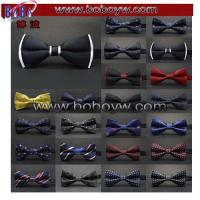 China Tie & Bowtie Adjustable Men Wedding Tuxedo Party Silk Novelty Ties Neckwear on sale