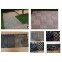 China WPC DIY tiles High Cost Performance DIY WPC decking on sale