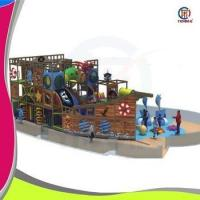 China Pirate Ship Shanghai Yidong Pirate Ship Used Kids Commercial Mcdonald Indoor Playground Price on sale