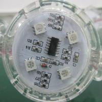 Best 4 leds WS2801 Round IP68 LED Module wholesale