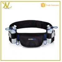 Best Hot selling wholesale Runners Waist Pack , 6.5 Pouch Running Belt with 2 BPA Free Water Bottles wholesale
