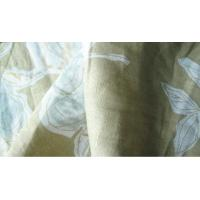 China Linen Cotton Blended Fabric on sale