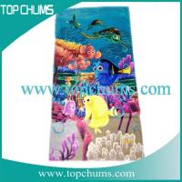 Buy cheap printed beach towel bt0332 from wholesalers