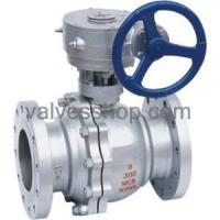 Buy cheap Wafer butterfly valve Two bodies Flanged Ball Valve from wholesalers