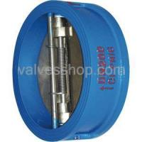 Buy cheap Wafer butterfly valve Butterfly Check Valve from wholesalers