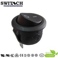 Best KAN-B2-SW25P71V-B 2 pins ON-OFF SPST rocker switch used for panasonnic vacuum cleaner wholesale