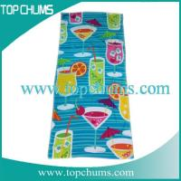 Best beach towel party favors bt0210 wholesale