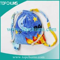 Best beach towel backpack bg0015a wholesale