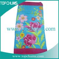 Best beach blanket towel bt0357 wholesale
