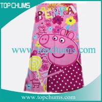 Best peppa pig beach towel bt0124 wholesale