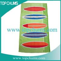 Best personalised beach towel bt0089 wholesale