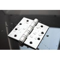 China china best 4.5 Inch 4.6mm Stainless Steel 4 BALL BEARING HINGE--4.5x4.5 SS manufacturer on sale