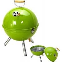 Best 14inch FootBall Round BBQ Grill wholesale