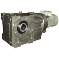 China Bevel Helical Geared Motor on sale