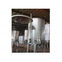 China wine making equipment variable capacity tank on sale
