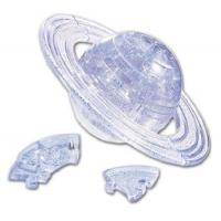 China 3-D Puzzles Original 3D Crystal Puzzle - Saturn on sale