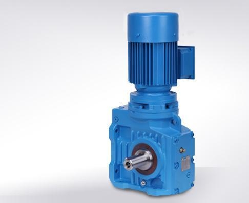 Cheap S series Helical-worm Gearmotor for sale