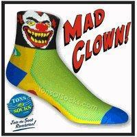 Buy cheap Scary Mad Clown Performance Socks (final sale) from wholesalers